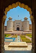 """Königliches Fort"" in Lahore 